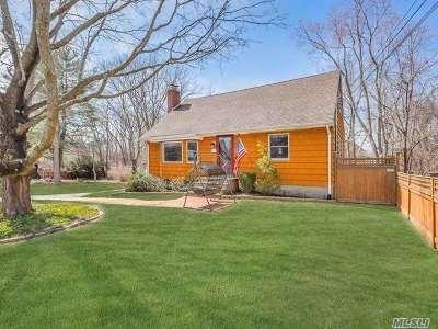 Lake Grove Single Family Home For Sale: 22 Hawkton Pl