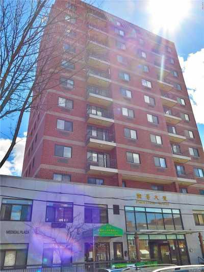 Flushing Condo/Townhouse For Sale: 132-26 Avery Ave #3D