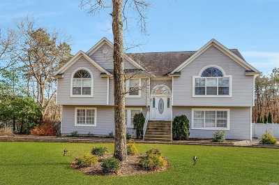 Ridge Single Family Home For Sale: 21 Farmhouse Dr