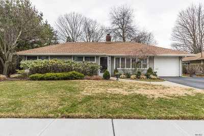 Rockville Centre Single Family Home For Sale: 78 Whitehall Rd