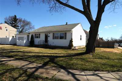 Hicksville Single Family Home For Sale: 9 Willy Ln