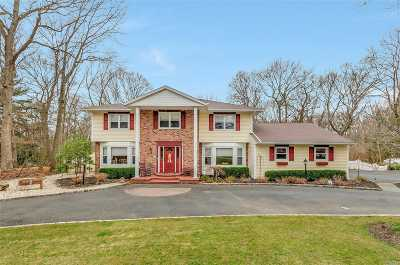 Dix Hills Single Family Home For Sale: 7 Cobblers Ln