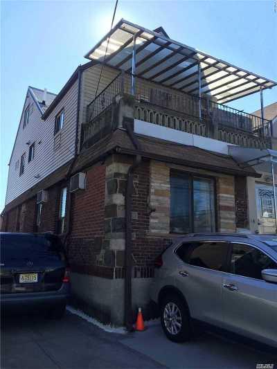 Flushing Multi Family Home For Sale: 57-15 138th St