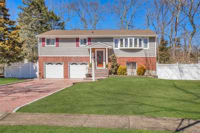 Smithtown Single Family Home For Sale: 7 Seaver Ln
