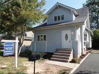 Oakdale Single Family Home For Sale: 307 Vanderbilt Blvd