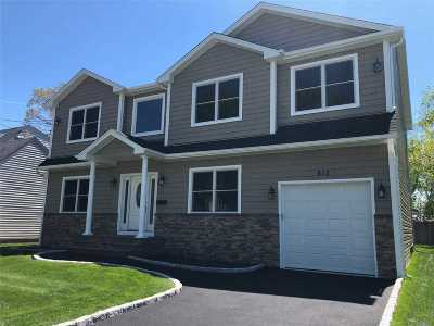Massapequa Park Single Family Home For Sale: 212 Aster St
