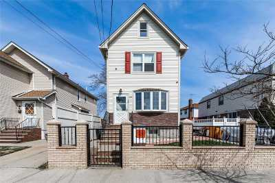 Whitestone Single Family Home For Sale: 150-27 16th Rd