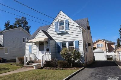 New Hyde Park Single Family Home For Sale: 31 Heywood St