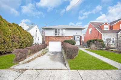 Hempstead Single Family Home For Sale: 224 Holly Ave