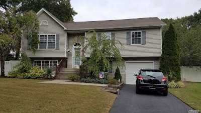 Coram Single Family Home For Sale: 17 Blair Dr