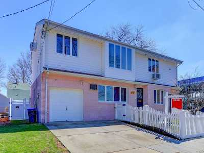 Floral Park Single Family Home For Sale: 87-91 257th St