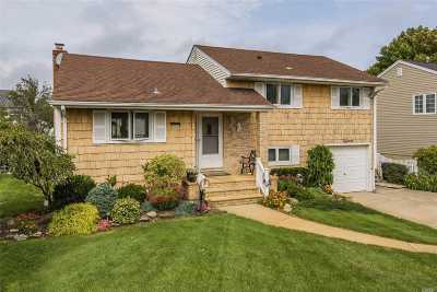 Massapequa Single Family Home For Sale: 18 Jomarr Pl