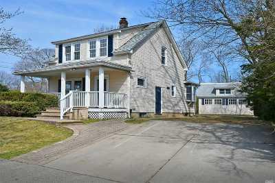 Roslyn Single Family Home For Sale: 55 Harding Ave