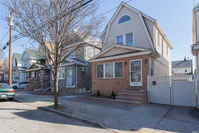 Floral Park Single Family Home For Sale: 92-35 244th St