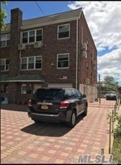 Flushing Multi Family Home For Sale: 156-12 Sanford Ave