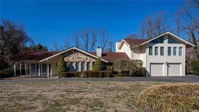 Setauket Single Family Home For Sale: 15 Conscience Cir