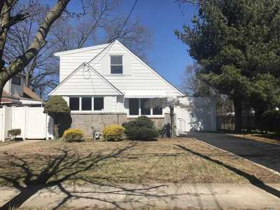 Hicksville Single Family Home For Sale: 218 W Marie St