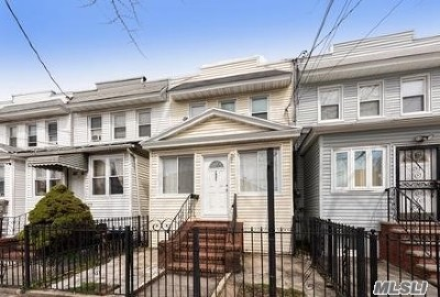 Woodhaven Single Family Home For Sale: 74-31 93 Avenue