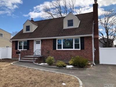 Farmingdale Single Family Home For Sale: 90 Oak St