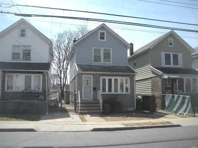 Queens Village Single Family Home For Sale: 215-22 104th Ave