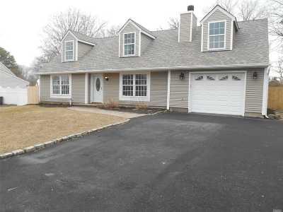 Ridge Single Family Home For Sale: 6 Blue Ridge Ln