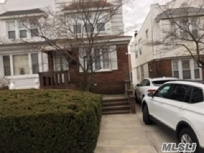 Middle Village Multi Family Home For Sale: 64-06 Eliot Ave