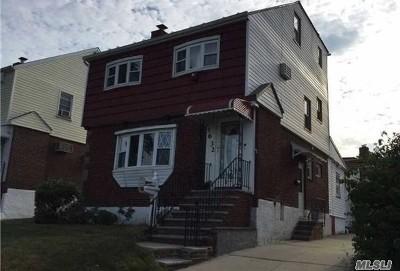 Flushing Single Family Home For Sale: 56-32 142 St