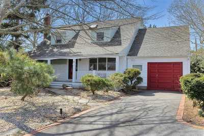 Commack Single Family Home For Sale: 1 Tulip Ln