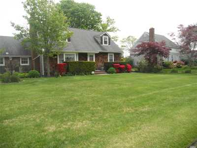 Bayport Single Family Home For Sale: 251 Edgewater