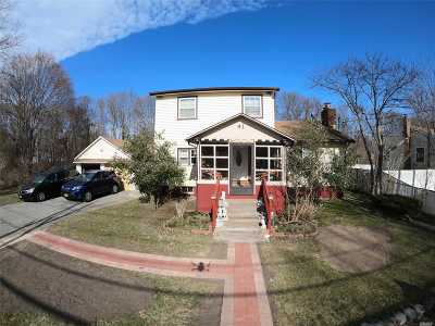 Shirley Single Family Home For Sale: 41 Johns Neck Rd