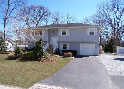 Mastic Single Family Home For Sale: 30 Pentmoor Dr