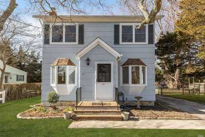 E. Quogue Single Family Home For Sale: 22 W End