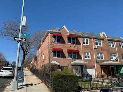 Jackson Heights Multi Family Home For Sale: 21-62 80th St