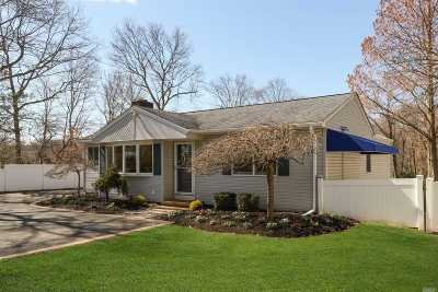E. Northport Single Family Home For Sale: 828 Larkfield Rd