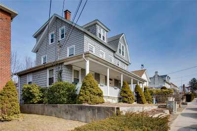 Port Washington Multi Family Home For Sale: 17 Third Ave