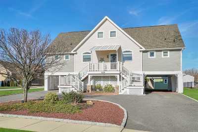 Massapequa Single Family Home For Sale: 157 W Shore Dr