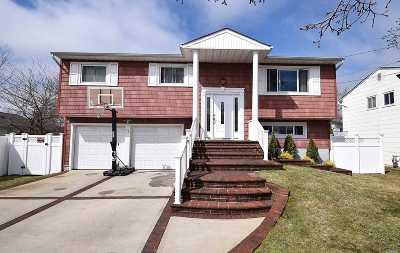 Massapequa Single Family Home For Sale: 57 Carman Blvd