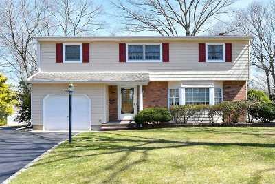 Ronkonkoma Single Family Home For Sale: 89 Juniper Ave