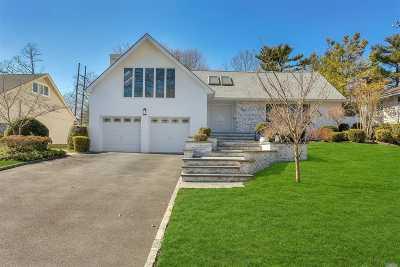 Roslyn Single Family Home For Sale: 119 Shrub Hollow Rd
