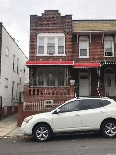 Jackson Heights Multi Family Home For Sale: 31-23 81 St
