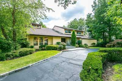Muttontown Single Family Home For Sale: 35 Juniper Ln