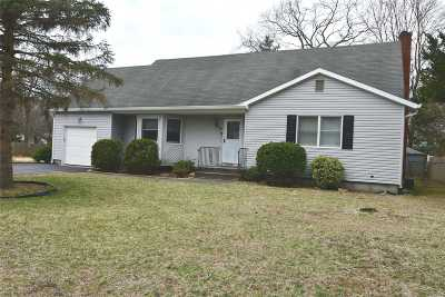 Nesconset Single Family Home For Sale: 78 Forest Ave