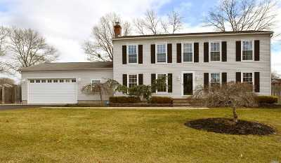 Holtsville Single Family Home For Sale: 109 10th Ave