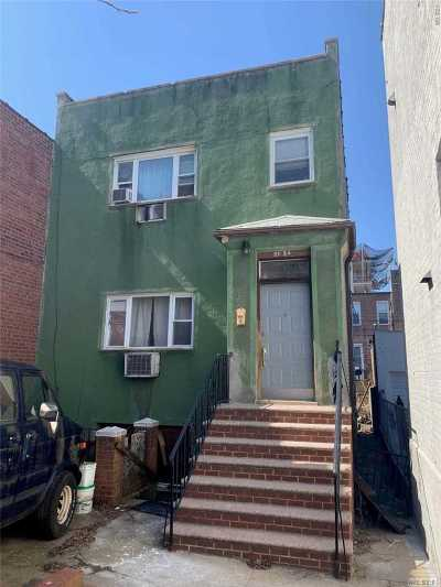 Multi Family Home For Sale: 2134 33rd St
