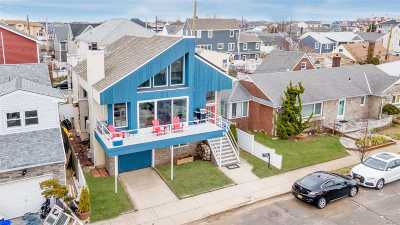 Long Beach NY Single Family Home For Sale: $775,000