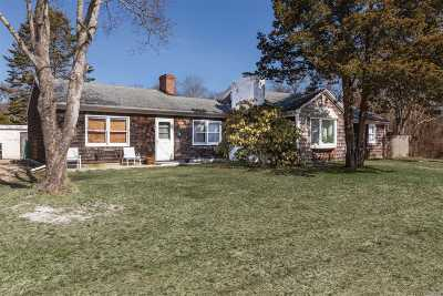 Amagansett Multi Family Home For Sale: 5 Cranberry Hole Rd