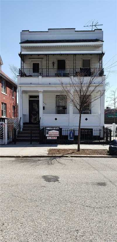 Multi Family Home For Sale: 22-55 48th St