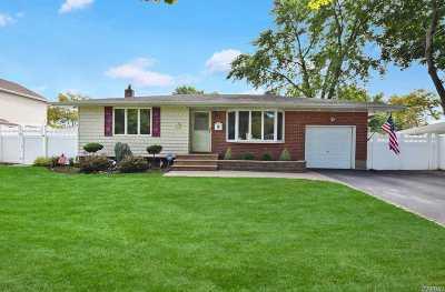 Commack Single Family Home For Sale: 4 Olga Ln