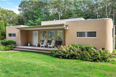 East Hampton Single Family Home For Sale: 47 Clamshell Ave
