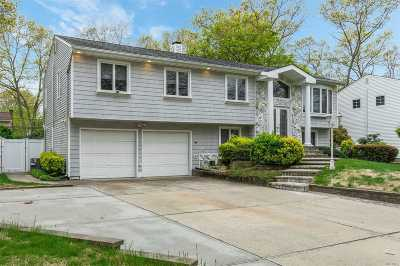 Smithtown Single Family Home For Sale: 6 Mike Ln